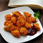 咖喱鸡米花
