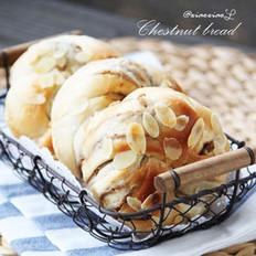 栗子面包卷