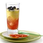 木瓜凤梨汁