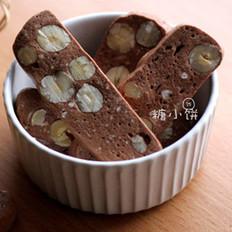 榛仁巧克力牛轧糖