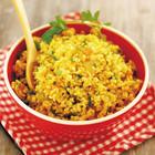 蔬菜麦米粥