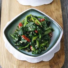 春食菠菜正当时 养肝养血养身体
