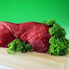 不法商贩狗血涂猪肉冒充鲜牛肉