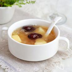 红枣银耳马蹄糖水