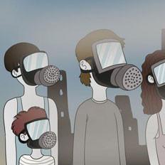 专家提醒雾霾天戴口罩时间别太长