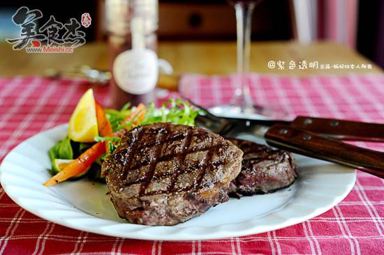煎牛排的做法_家常煎牛排的做法【图】煎牛排的家常