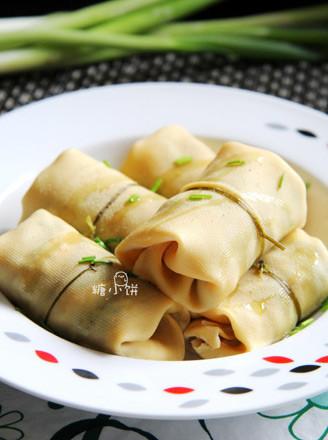 素豆腐包的做法
