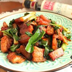 蒜香小炒肉