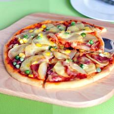 培根土豆披萨