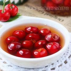 糖水樱桃的做法