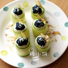 黄瓜鱼籽寿司