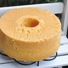 香草戚风蛋糕