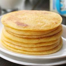 牛奶玉米饼