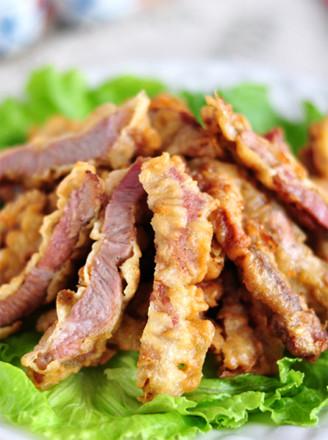 五香炸酥肉
