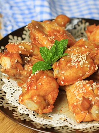 芝香奥尔良烤翅