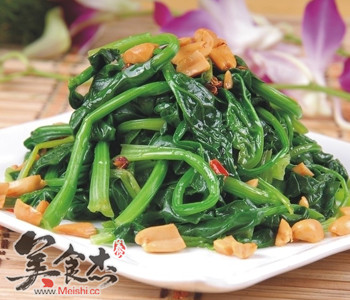 菠菜清肠排毒的美食圣品Jy.jpg