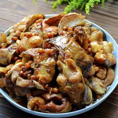 黄豆焖鲶鱼