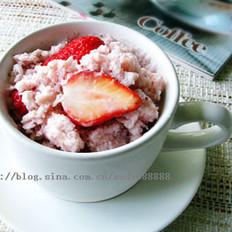 草莓奶昔沙冰