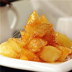 吃不腻的美味『苹果餐』