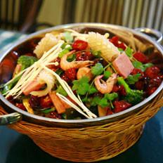 吃麻辣香锅必点8道养生菜