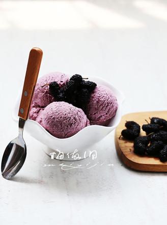 桑果冰淇淋