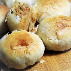 榨菜鲜肉月饼