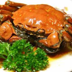 吃螃蟹有个最佳搭档