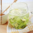 奇异果柠檬蜂蜜水