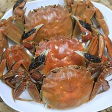如何正确吃蟹