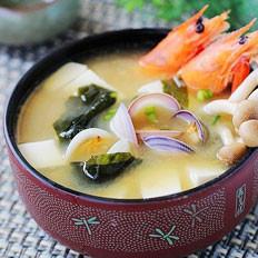 """日本的国汤""""味增汤"""""""