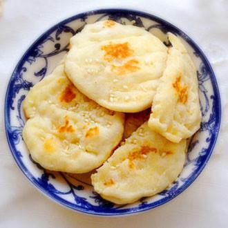 香煎奶香小饼