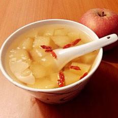 苹果煮着吃有3大好处