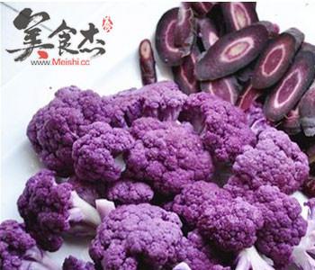 与五色论背道而驰的紫色食物_饮食小常识 - 美食