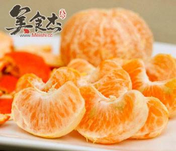 秋季的橘子上市了,温情小提示_饮食