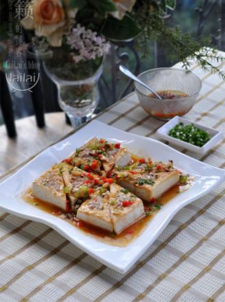 古法蒸酿豆腐