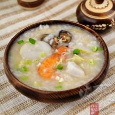 芋头海鲜粥