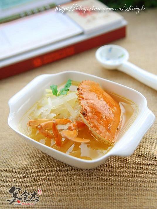 萝卜丝煮螃蟹de.jpg