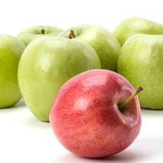 听说没?三种颜色苹果功效不同