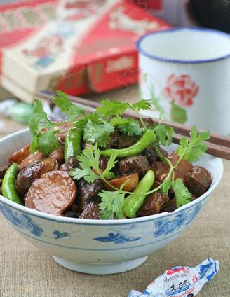 酱焖牛肉小土豆的做法