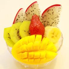 精品生活,吃个水果也要严谨