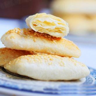 芝麻小烧饼