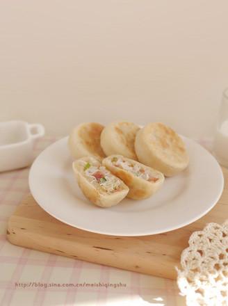 萝卜丝小饼的做法