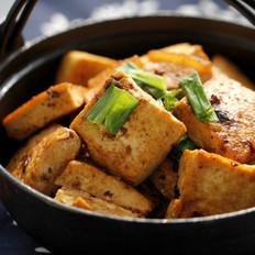 风味柴火豆腐