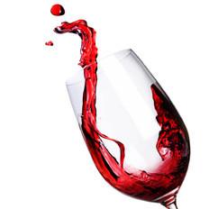 享受从品红酒开始