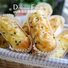 芝士香葱面包条
