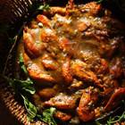 咖喱焗北极虾