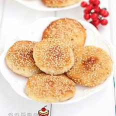 香浓芝士红薯饼