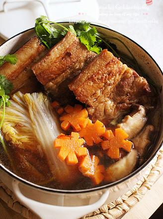 台式菜肉一锅炖