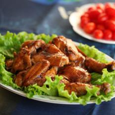 极简版豉油鸡