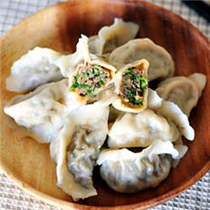 韭菜鲜肉水饺的做法